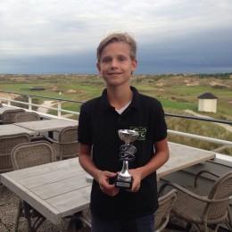 Gefeliciteerd Sander van den Oetelaar met de   beste score van de dag.