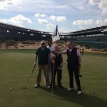 The TPC Scottsdale Stadium Course