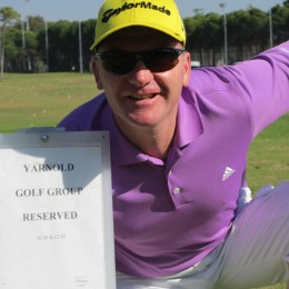 Mike heet u welkom op deze golftrip!